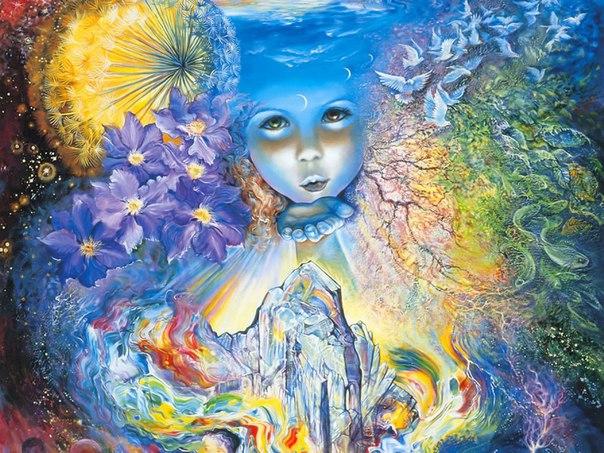 Внутренний ребёнок – зеркало души