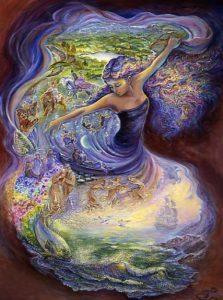 Образ и энергии богини Лады для женской привлекательности