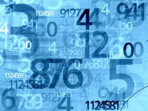 Магия чисел. Зарядка воды числами. Коррекционная нумерология.