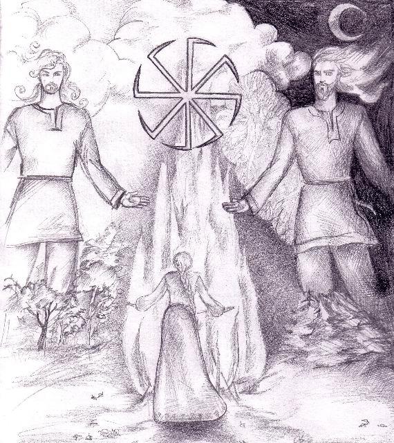 С 20 по 27 октября славяне празднуют Осенние Деды — время поминовения  Предков